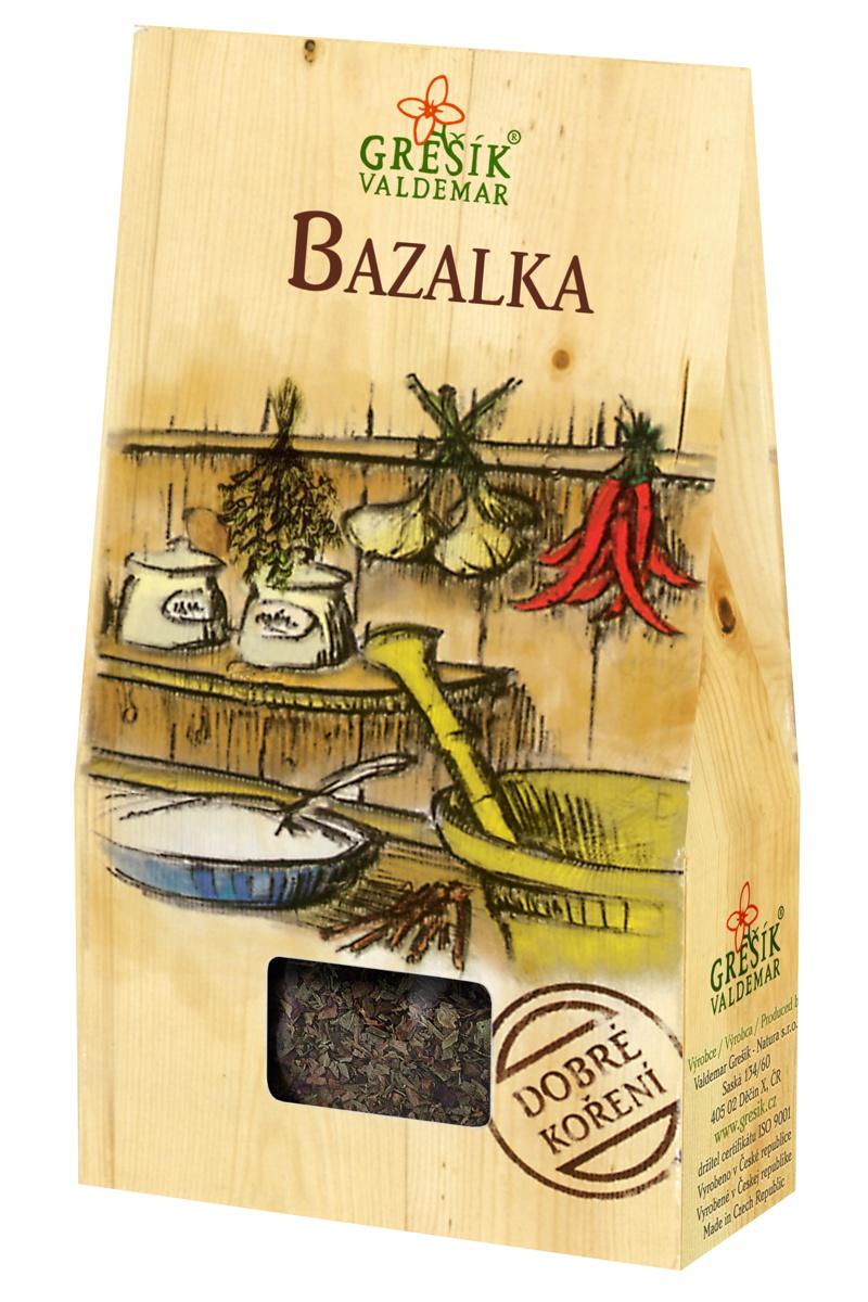 Grešík Bazalka 20 g