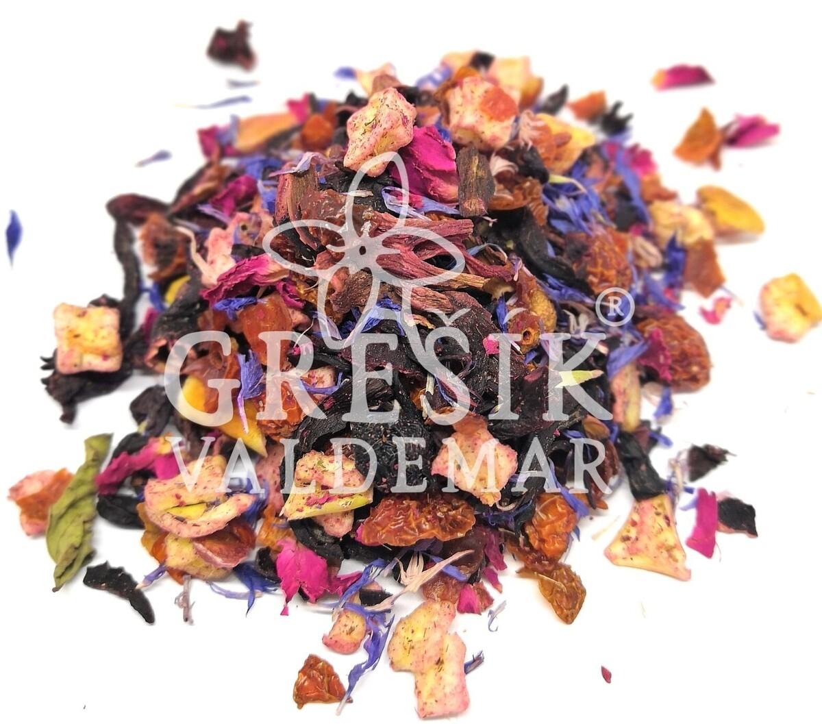 kotvičník příprava čaje