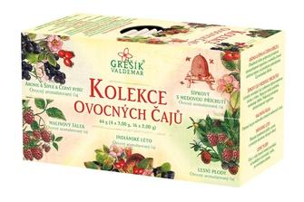 Kolekce Ovocných čajů