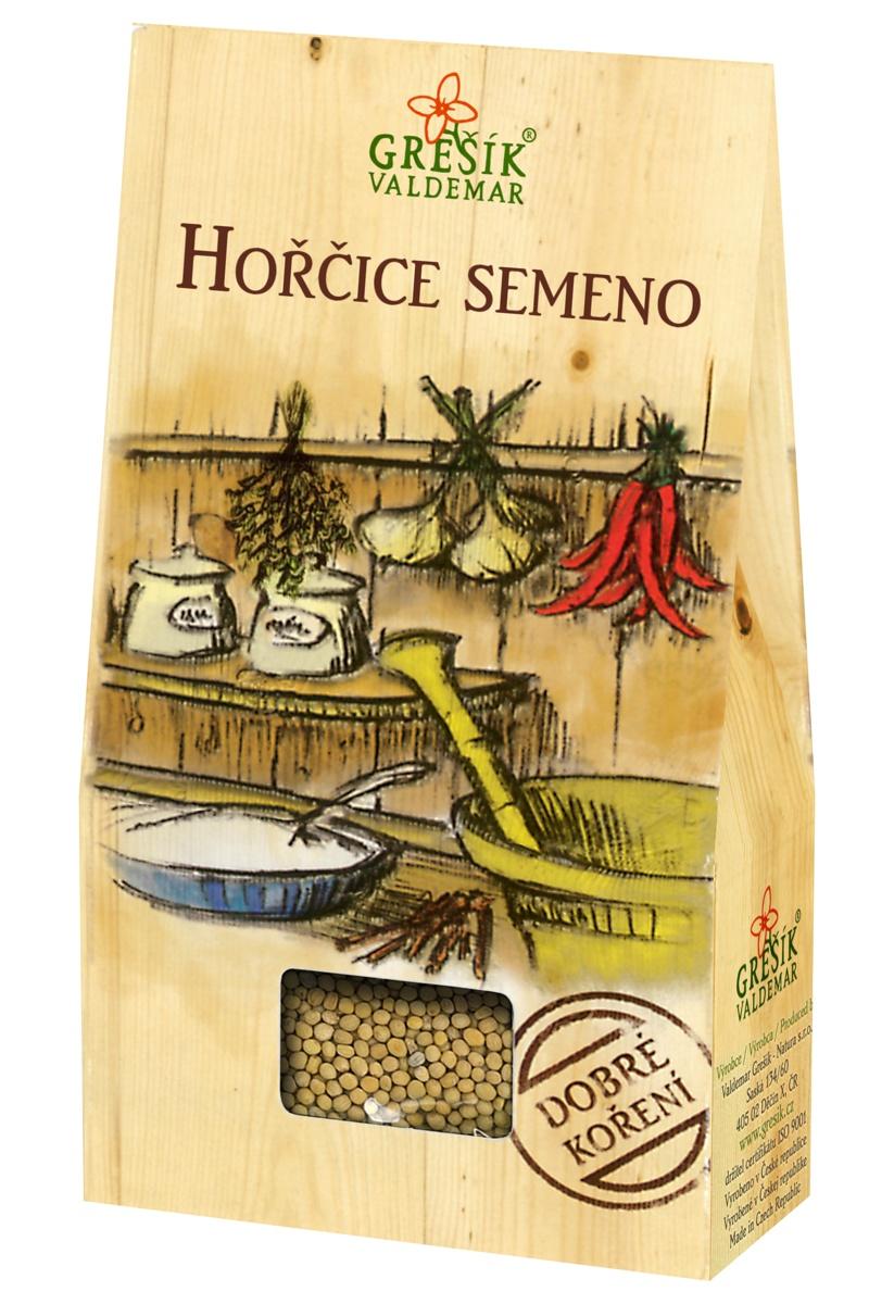 Grešík Hořčice semeno 100 g