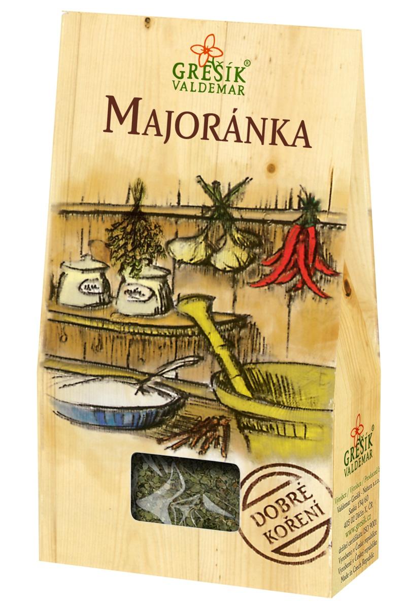 Grešík Majoránka 15 g