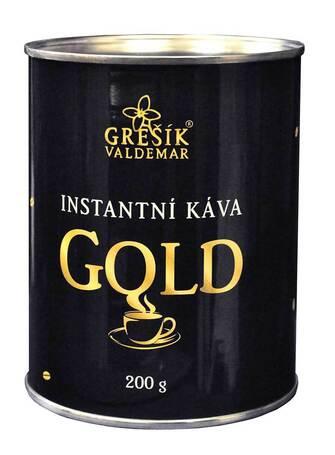 Káva Instantní Gold